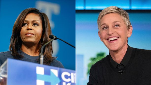 Michelle Obama and Ellen DeGeneres are coming to Utah — again