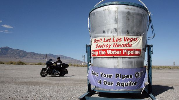 Water fight continues in eastern Nevada, western Utah with church-owned ranch in the middle