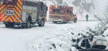 Poor weather conditions close Parleys Canyon, SR 210, and I-80 as Little Cottonwood Canyon reopens