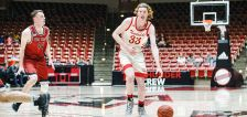 Hoppo carries Southern Utah in career day over West Coast Baptist 126-40