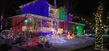 Map: Here's where you can see holiday lights in Utah this year