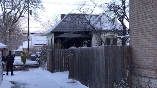 Man arrested in connection with fatal Salt Lake house fire