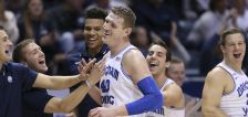 Former BYU center Kolby Lee commits to Dixie State; Jesse Wade retires from hoops