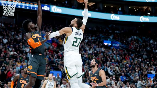Rudy Gobert has been the league's best clutch player — another reason he should be an All-Star