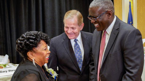 'We are all part of the same divine family,' Elder Stevenson tells Salt Lake NAACP