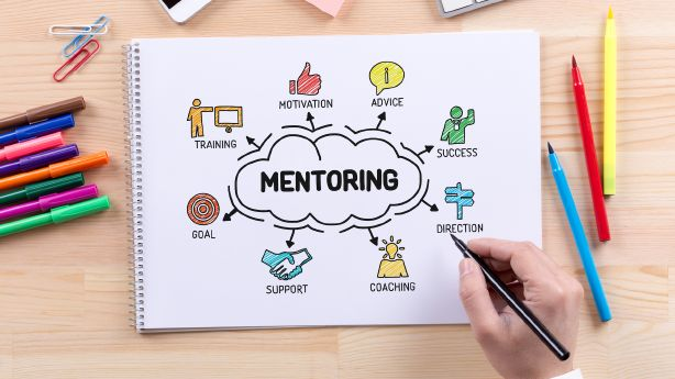Grow faster, move faster: Why you need a mentor