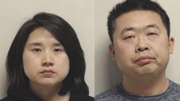 2 Chinese citizens arrested in Utah as part of fraud organization that cost Walmart $600K, police say