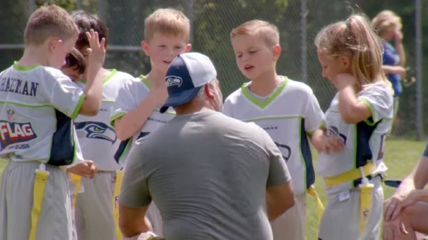 Have You Seen This? NFL mic'd up flag football kids and the results are brilliant