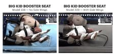 Evenflo, maker of the 'Big Kid' booster seat, put profits over child safety