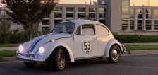Ogden man predicts his electric 'Herbie' is the future of hot-rodding