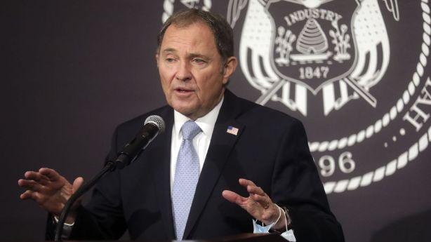 'Crimson flag warning': Gov. Herbert enthralling as Utah sees legend-high 911 new COVID-19 conditions - KSL.com thumbnail