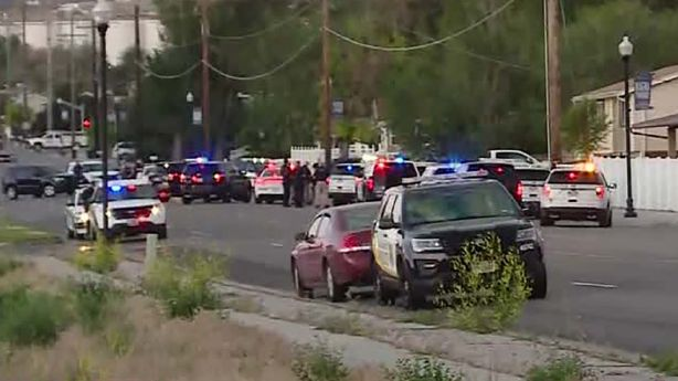 Man taken into custody in Magna after police say he fired shots during traffic stop