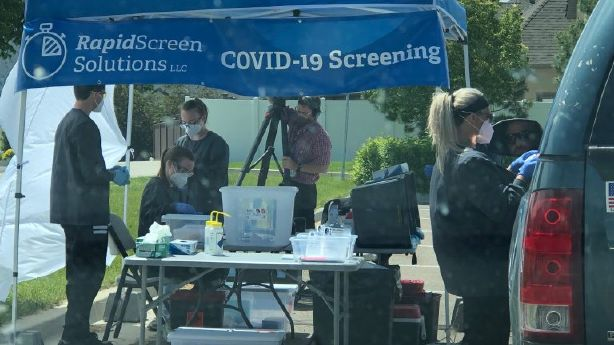 Antibody testing shows many Utahns had COVID-19 but did not know it; results higher because of self-selection