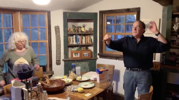 Have You Seen This? The Inigo Montoya attempts the flossing dance