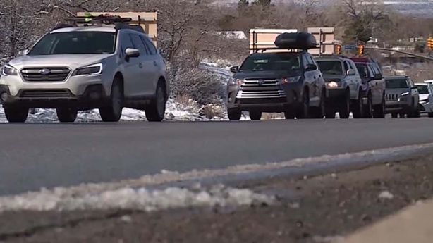UDOT proposes 3 options to ease Little Cottonwood Canyon traffic