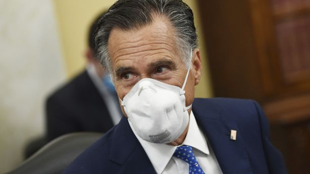 Sen. Mitt Romney proposes plan to extend expired unemployment benefits amid COVID-19 pandemic