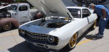 Major car show pulled off in Salt Lake City with COVID-19 precautions