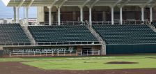 ATV joyride on UVU baseball field causes extensive damage to new field turf