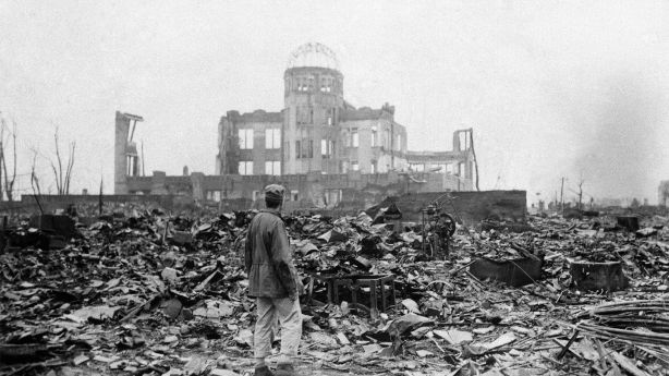 Hiroshima and Nagasaki - How Mankind Is Doomed to Repeat Its Mistakes - cover