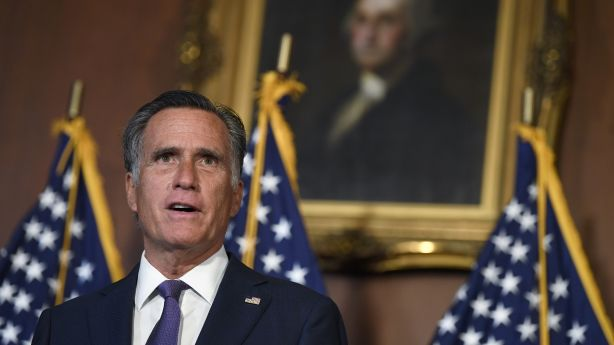 Sen. Mitt Romney suggests capping college athlete pay at $50K