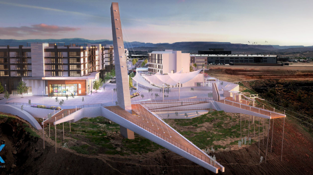 Silicon Red Rocks New Development Aims To Make St George A Tech Industry Player Ksl Com