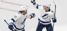 Cirelli scores in OT, Lighting beat Isles to reach Cup Final