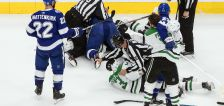 Bubble crankiness ratchets up the nasty for Stars-Lightning