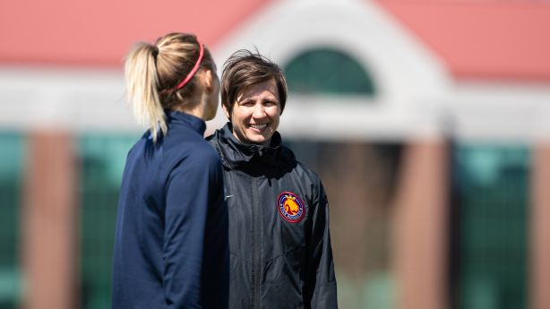 'Trying to bring us all together': Former US defender Amy LePeilbet honored to lead Utah Royals as interim manager