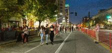 Safely enjoy downtown during Open Streets SLC
