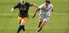 Amy Rodriguez's 1st-half goal leads Utah Royals FC to 1-1 draw with Portland in 2020 home finale