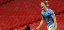 Sam Mewis scores to help Man City retain Women's FA Cup