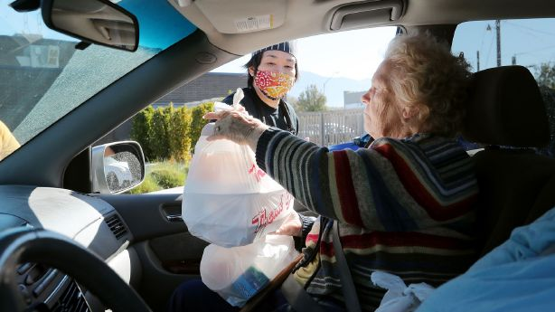 With Utah's mask mandate over, food delivery drivers are left to fend for themselves