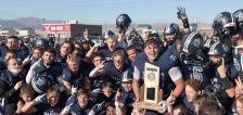 6A championship: Behind prolific QB Jaxson Dart and dominant defense, Corner Canyon rolls to 3rd-straight title
