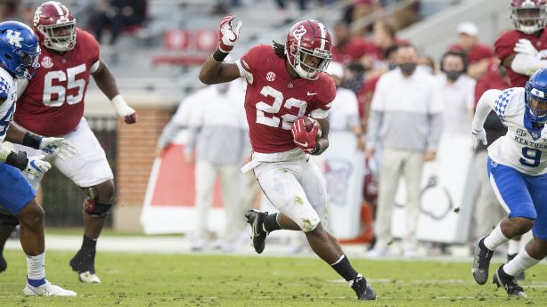 There's few teams this season that can match the star power and overall talent of the Crimson Tide.