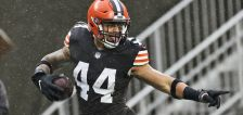 Locals in the NFL Playoffs: Sione Takitaki, Porter Gustin help 4-pick Browns to historic win