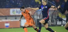 US women beat Netherlands 2-0 in World Cup rematch