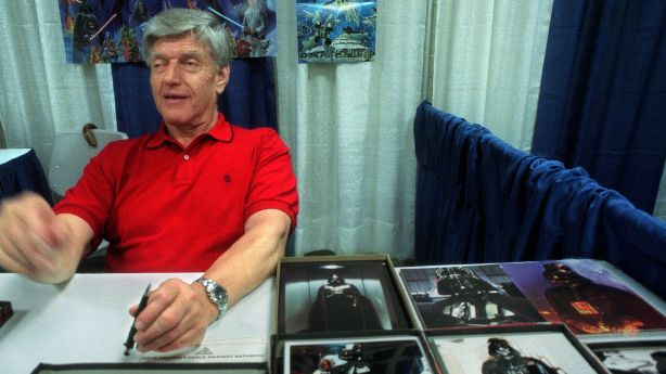 Dave Prowse, the British weightlifter-turned-actor who was the body, though not the voice, of arch-villain Darth Vader in the original