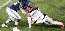 Devonta'e Henry-Cole, running backs look to flip things around for Aggies