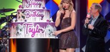 Taylor Swift 'just kept writing' for second surprise album of 2020