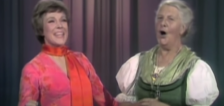 Have You Seen This? Maria von Trapp teaches Maria von Trapp how to yodel