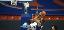 Boise State withstands 2nd-half spurt to hand Weber State loss in road opener