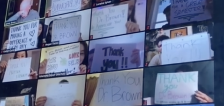 Have You Seen This? Professor bursts into tears at heartwarming display from students