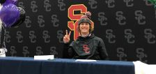'That kid's going to go to the NFL': Corner Canyon record-setting QB Jaxson Dart signs with USC