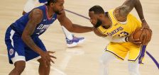 George scores 33, Clippers beat Lakers 116-109 on ring night