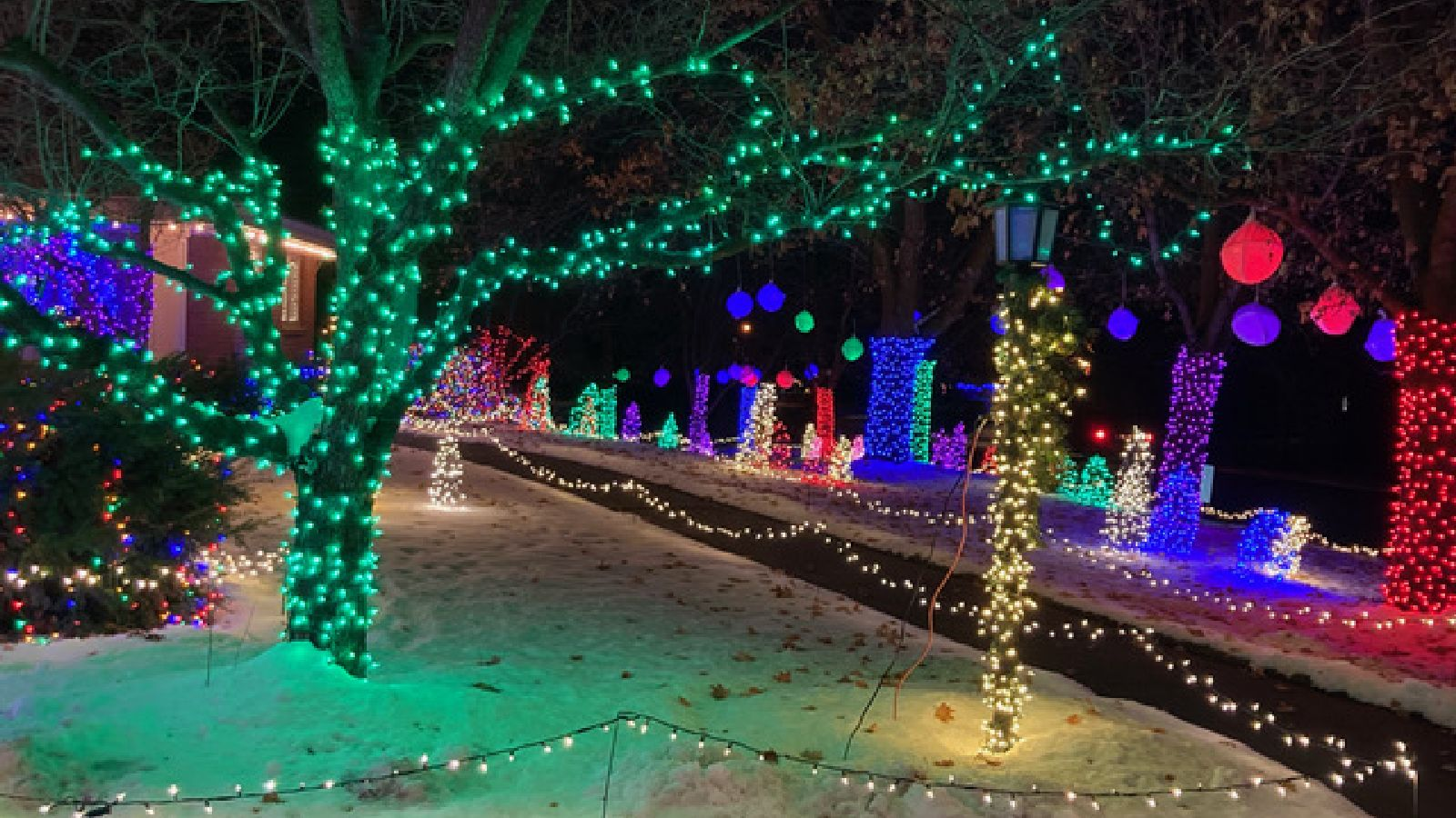 Christmas Lights To See In Utah 2021 Map Here S Your Guide To Seeing Holiday Lights In Utah This Year Ksl Com