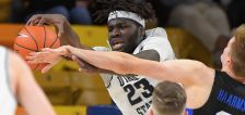 Utah State continues dominant start to MWC play with 35-point win over Air Force