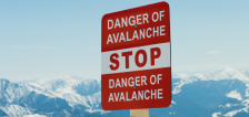 Avalanche warning issued for Logan, Bear Lake mountains