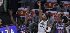 'Disgusting in so many different ways': Jazz react to 'wild' scene in Washington, DC