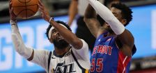 A not so easy Sunday: How the Jazz won in a 'different way' against Pistons