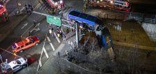 MTA: Bus driver refuses drug test after careening off bridge